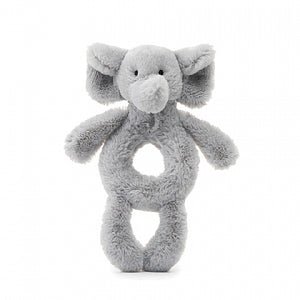 Bashful Elephant Rattle