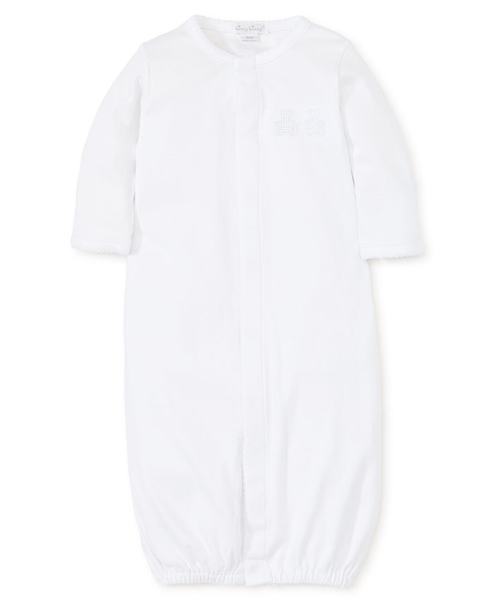 Bear Cubs Conv. Gown, White