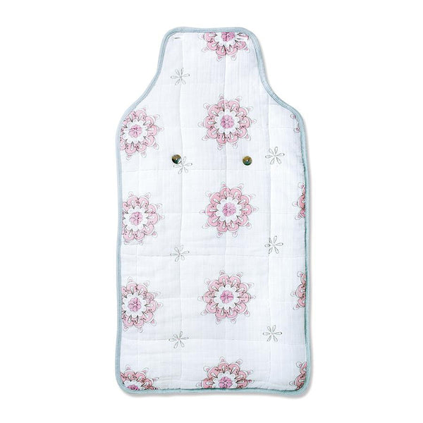 Portable Changing Pad - For The Birds - Medallion