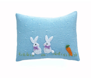 Bunny Pillow, Blue