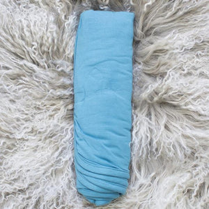Blue Swaddle Blanket