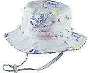 Baby Girls Bucket Hat, Blush
