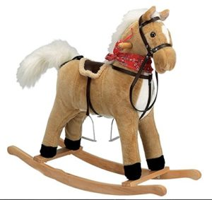 Buffy Rocking Horse
