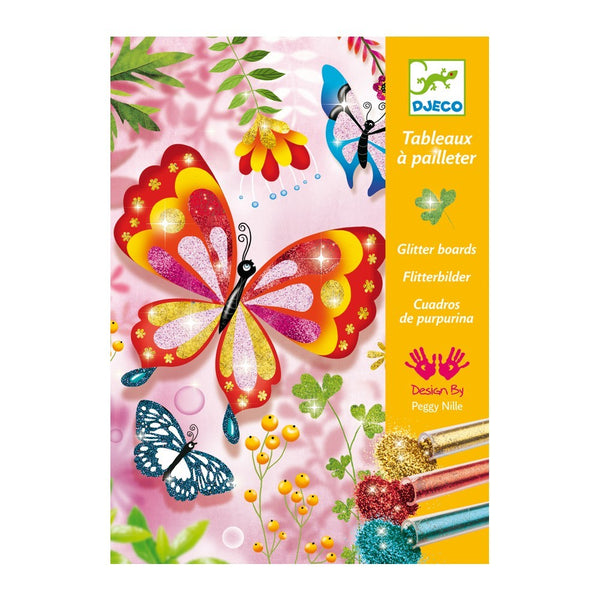 Glitter Boards - Butterfly
