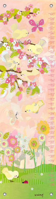 Cherry Blossom Growth Chart