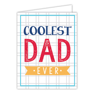 Card - Coolest Dad Ever