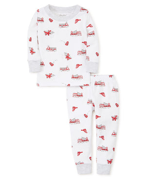 Firefighter 2PC Pajamas