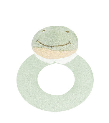 Ring Rattle - Frog