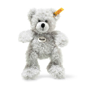 Fynn Grey Teddy Bear 7""