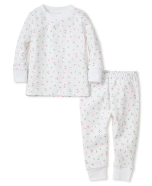 Garden Roses Toddler Pajama Set