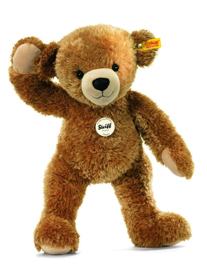 Happy Teddy Bear 11""