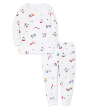 It's A Boy 2PC Pajama Set