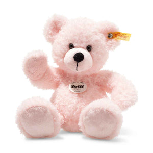 Lotte Pink Teddy Bear 11""