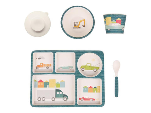 Love Mae, Divided Plate Set