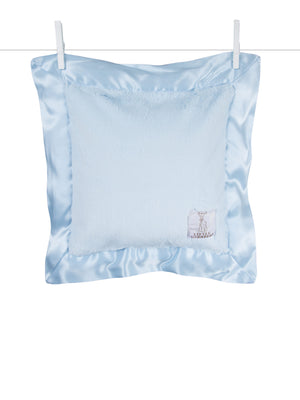 Luxe Throw Pillow, Blue