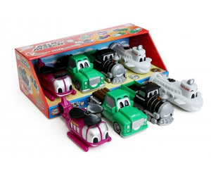 Magnetic Junior Vehicles 2