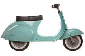 Primo Classic Ride-On Push Scooter, Mint