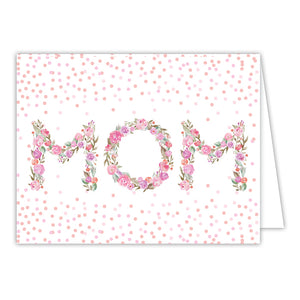 Card - Mom Floral