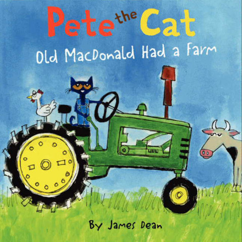 Pete the Cate: Old McDonald Had a Farm