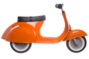 Primo Classic Ride-On Push Scooter, Orange