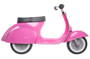 Primo Ride-On Push Scooter, Pink
