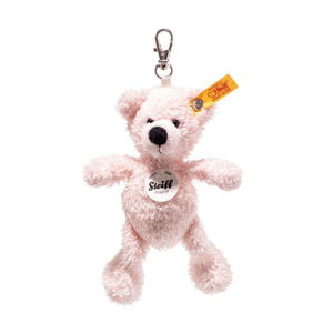Lotte Pink Teddy Bear Keychain