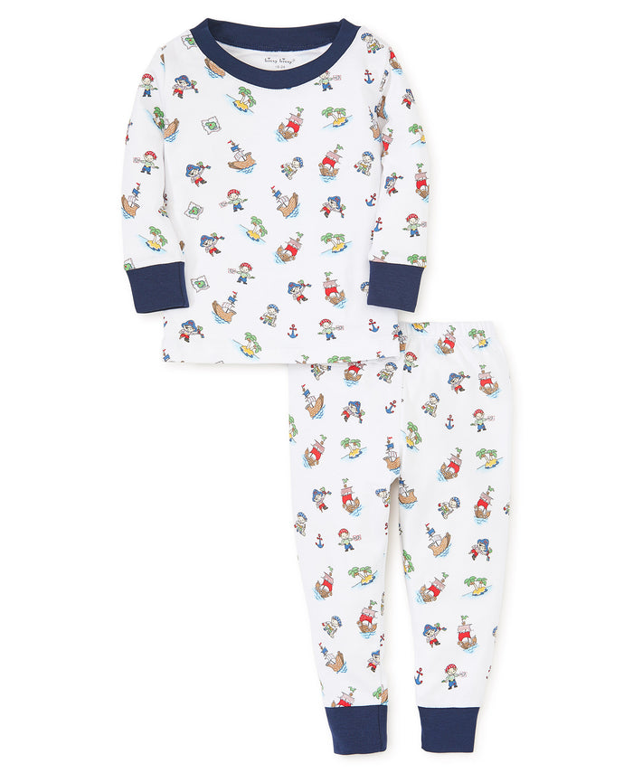 Pirate Treasures 2PC Pajama Set
