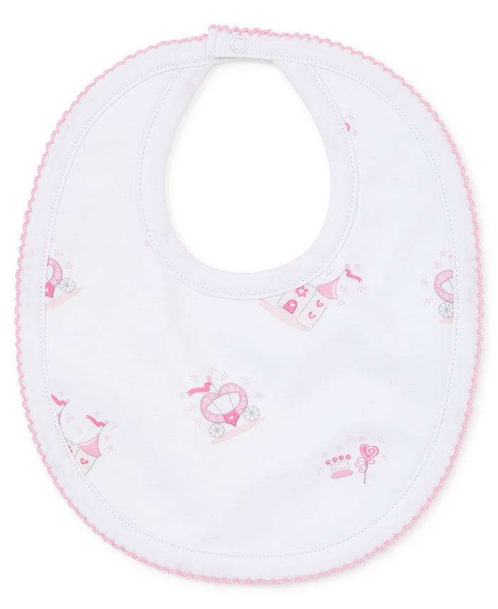 Princess Castle Bib