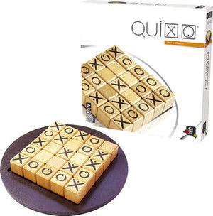 Quixo - Award-Winning Wooden Game