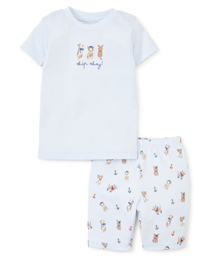 Salty Dog Short PJ Set