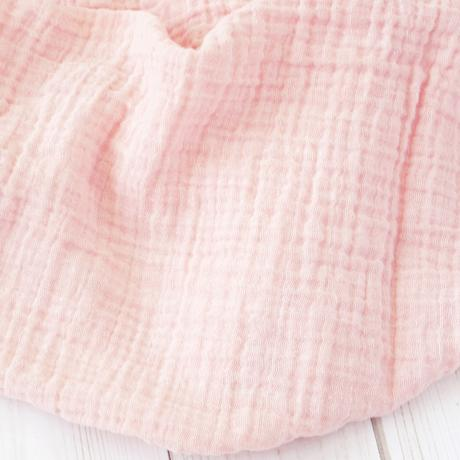 Shell Pink Swaddle Blanket