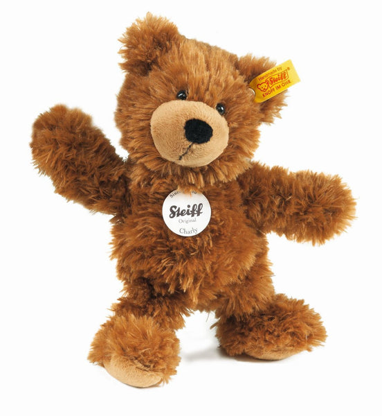 Charly Dangling Teddy Bear - Brown