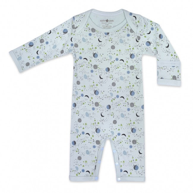 Moon Star Coverall, Mint