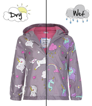 Unicorn Raincoat