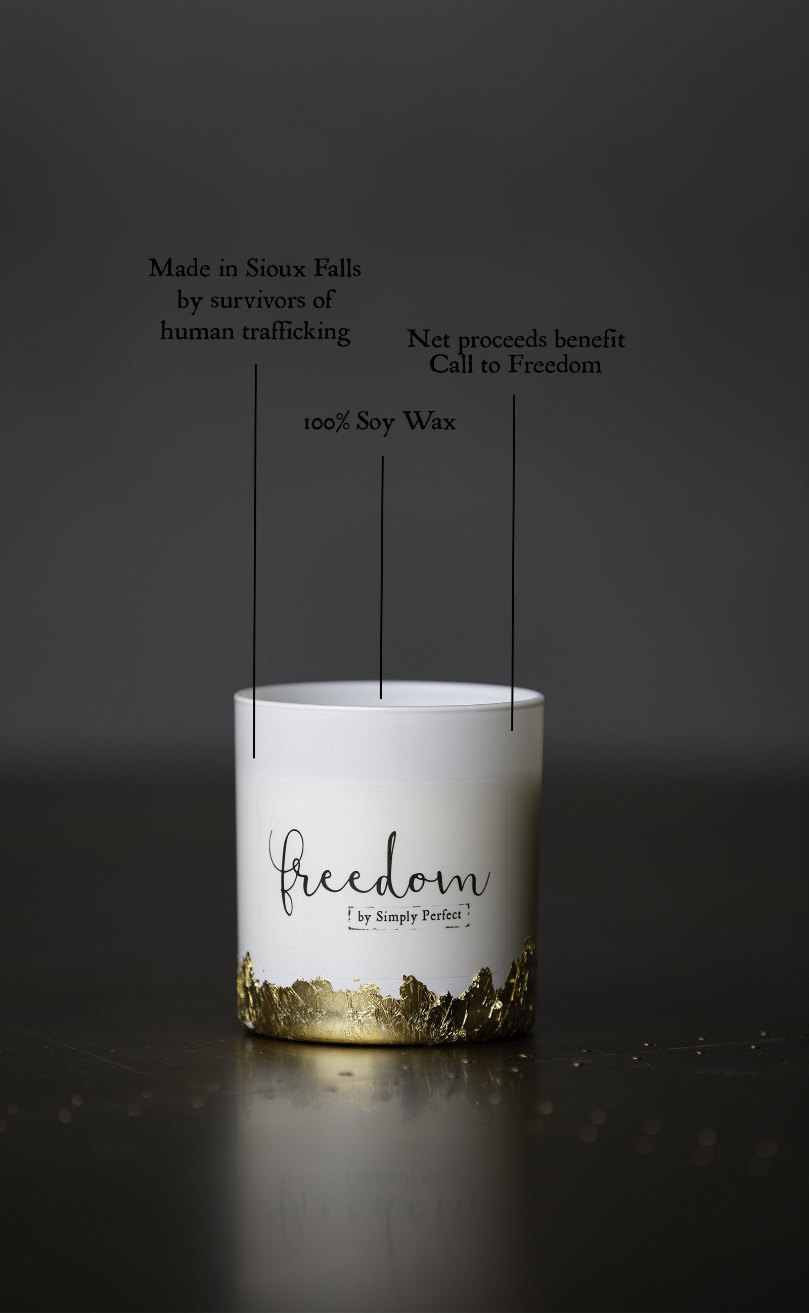 freedom candles