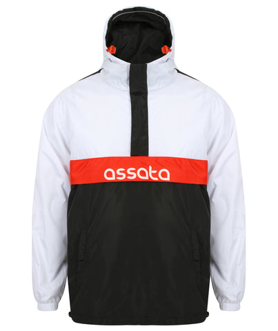 Assata Overhead Half-Zip Jacket