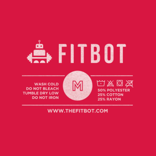 Womens Fitbot T-Shirt