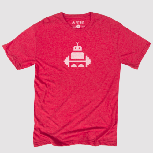 Mens Fitbot T-Shirt