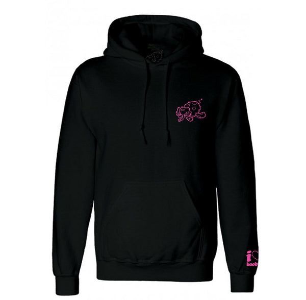 Tippsy x Breast Cancer Awareness Pull-Over Hoodie (Adult)