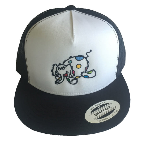 Tippsy the Elephant  Embroidered Trucker Hat