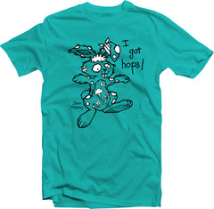 I Got Hops! (Toddler & Kids) -Teal