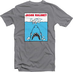 JAWS T-Shirt (Toddler & Kids)-Charcoal