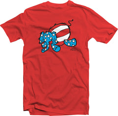 Star Spangled Tippsy! (Toddler & Kids)-Red