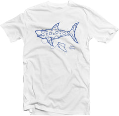 Shark Bait! (Toddler & Kids) - White
