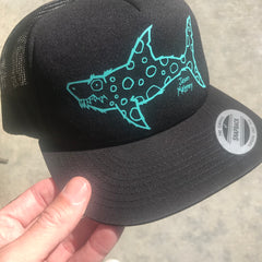 Chum the Shark Snapback Hat