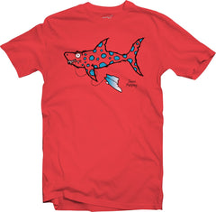 Shark Bait! (Toddler & Kids) - Red