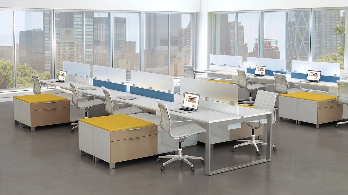 Modular Workstations / Benching Systems