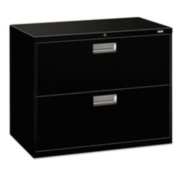 "HON COMPANY 600 Series Two-Drawer Lateral File 36""W"