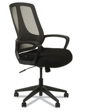 Alera MB Series Mesh Mid-Back Office Chair-ALEMB4718