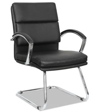 Alera Neratoli Slim Profile Guest Chair-ALENR4319